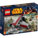 LEGO Kashyyyk Troopers Set 75035 Packaging
