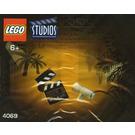 LEGO Katinco & Megaphone Set 4069