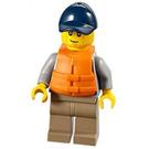 LEGO Kayaker Minifigure