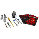 LEGO Kendo Cole Set 9551