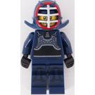 LEGO Kendo Fighter Minifigure