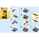 LEGO Kessel Mine Worker Set 40299 Instructions