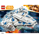 LEGO Kessel Run Millennium Falcon Set 75212 Instructions