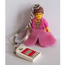 LEGO Keychain Princess (4244049)