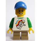 LEGO Kid from Fairground Mixer Minifigure