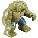 LEGO Killer Croc Minifigure
