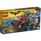 LEGO Killer Croc Tail-Gator Set 70907 Packaging