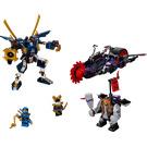 LEGO Killow vs. Samurai X Set 70642