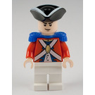 LEGO King George's Soldier Minifigure