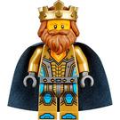 LEGO King Halbert Minifigure