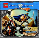 LEGO King Jayko Set 8701 Instructions