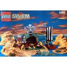 LEGO King Kahuka's Throne Set 6262 Instructions