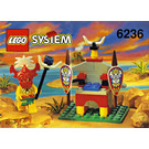 LEGO King Kahuka Set 6236