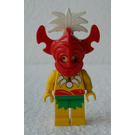LEGO King Kahuka with Red Mask Minifigure