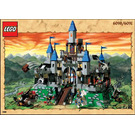 LEGO King Leo's Castle Set 6091 Instructions
