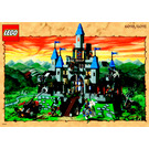 LEGO King Leo's Castle Set 6098 Instructions