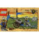 LEGO King Leo's Spear Cart Set 1286