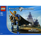 LEGO King Mathias Set 8790