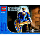 LEGO King Mathias Set 8796 Instructions