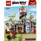 LEGO King Pig's Castle Set 75826 Instructions