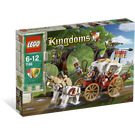 LEGO King's Carriage Ambush Set 7188 Packaging