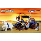 LEGO King's Carriage Set 6044 Instructions