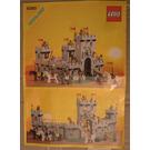 LEGO King's Castle Set 6080 Instructions