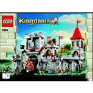 LEGO King's Castle Set 7946 Instructions
