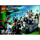 LEGO King's Castle Siege Set 7094 Instructions