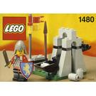LEGO King's Catapult Set 1480