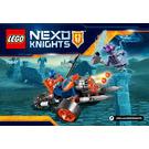 LEGO King's Guard Artillery Set 70347 Instructions