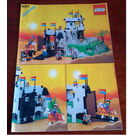 LEGO King's Mountain Fortress Set 6081 Instructions
