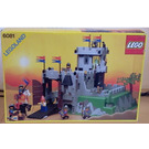 LEGO King's Mountain Fortress Set 6081 Packaging
