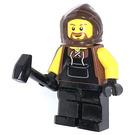 LEGO Kingdoms Advent Calendar Set 7952-1 Subset Day 1 - Blacksmith with Hammer