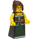 LEGO Kingdoms Advent Calendar Set 7952-1 Subset Day 16 - Barmaid