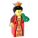 LEGO Kingdoms Advent Calendar Set 7952-1 Subset Day 7 - Queen with Frog