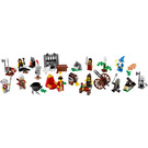 LEGO Kingdoms Advent Calendar Set 7952
