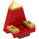 LEGO Kingdoms Advent Calendar Set 7952 Subset Day 8 - Throne