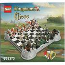 LEGO Kingdoms Chess Set (853373) Instructions
