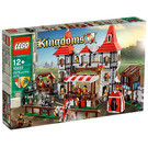 LEGO Kingdoms Joust Set 10223 Packaging