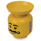LEGO Kitchen Scale Minifigure Head (852534)
