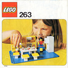 LEGO Kitchen Set 263-1 Instructions
