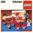 LEGO Kitchen Set 269