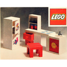 LEGO Kitchen Sink and Cupboards Set 292
