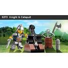 LEGO Knight & Catapault Set 5373