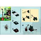 LEGO Knight & Catapault Set 5373 Instructions