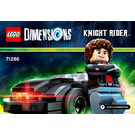 LEGO Knight Rider Fun Pack Set 71286 Instructions