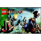LEGO Knight's Catapult Defense Set 7091 Instructions