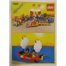 LEGO Knight's Challenge Set 1584 Instructions
