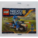 LEGO Knight's Cycle Set 30371 Packaging